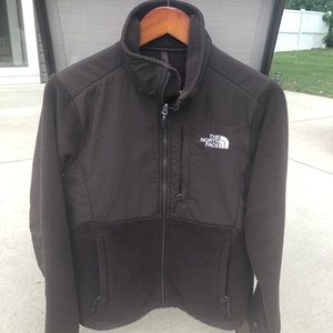Women's Brown North Face Denali